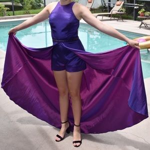 Other - Purple Ombré 💜 Pageant Fun Fashion or Runway